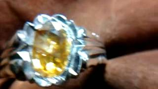 Kanaga pushparagam ring