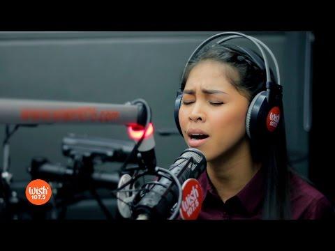 "Marielle Montellano sings ""Nag-iisang Bituin"" (Angeline Quinto) LIVE on Wish 107.5 Bus"