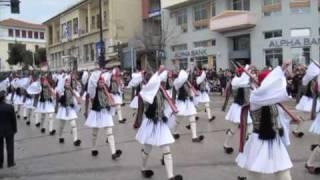 Presidential Guard Parade Ioannina - Greece 2010