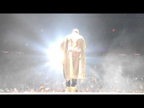 Kanye West - Story Behind 'Lost In The World' Yeezus Tour at MSG 11/24