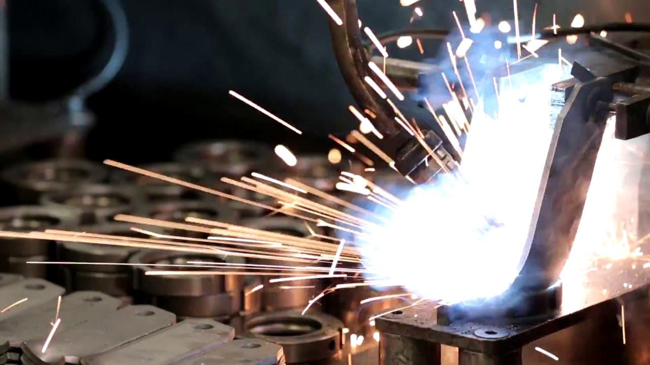 RWM Casters 65-FSR-0415-R 65 Series 5-5//8 High Rigid Caster 4 Forged Steel Wheel 4 Forged Steel Wheel