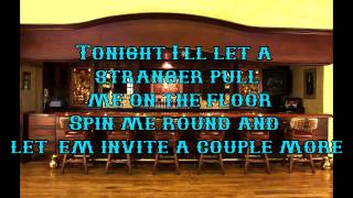 Repeat youtube video Bartender Lady Antebellum Lyrics