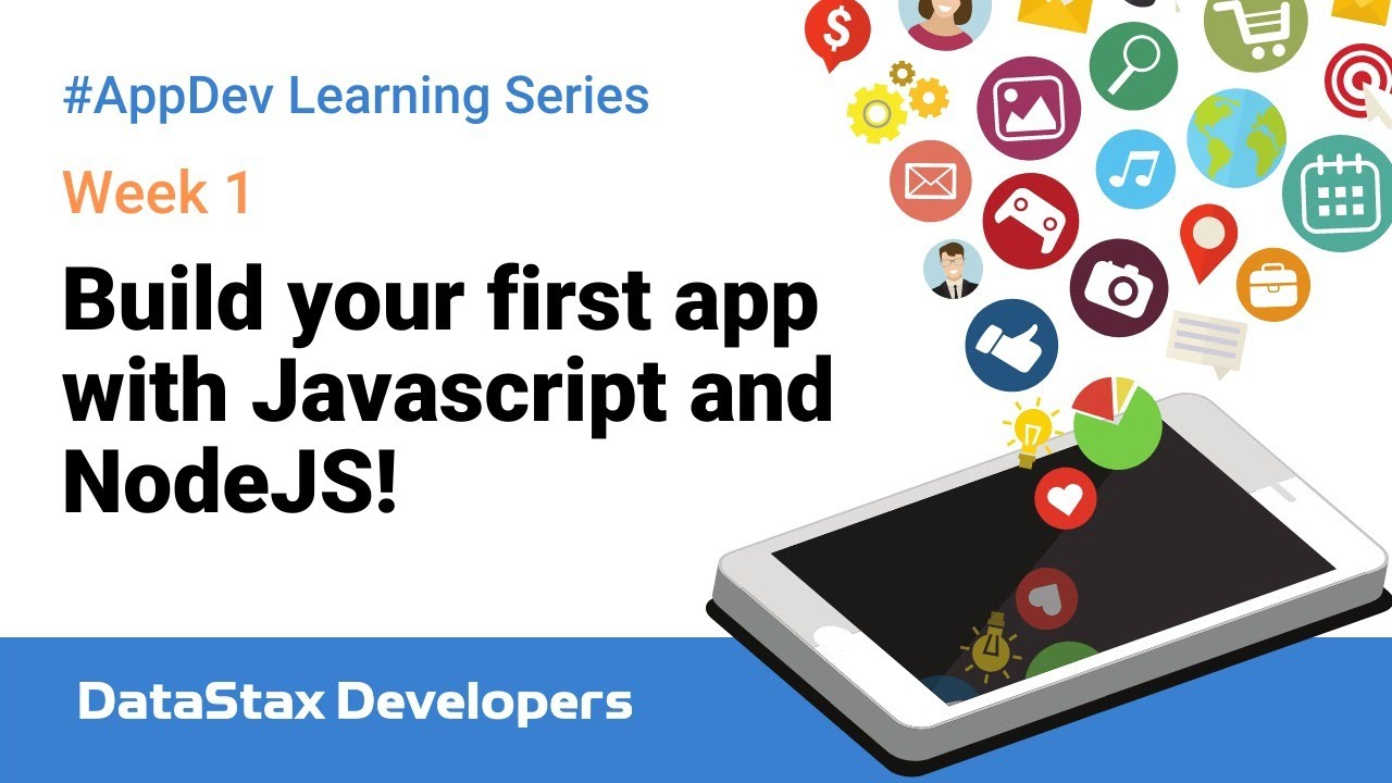 Building Your First App with Javascript and NodeJS