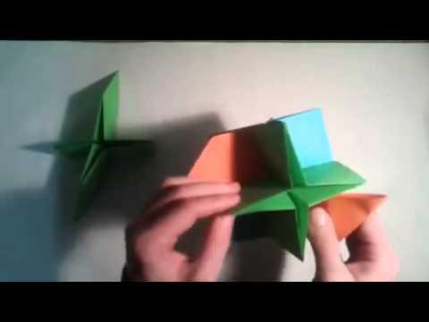 Como hacer una estrella de 12 puntas origami origami - Origami de una estrella ...