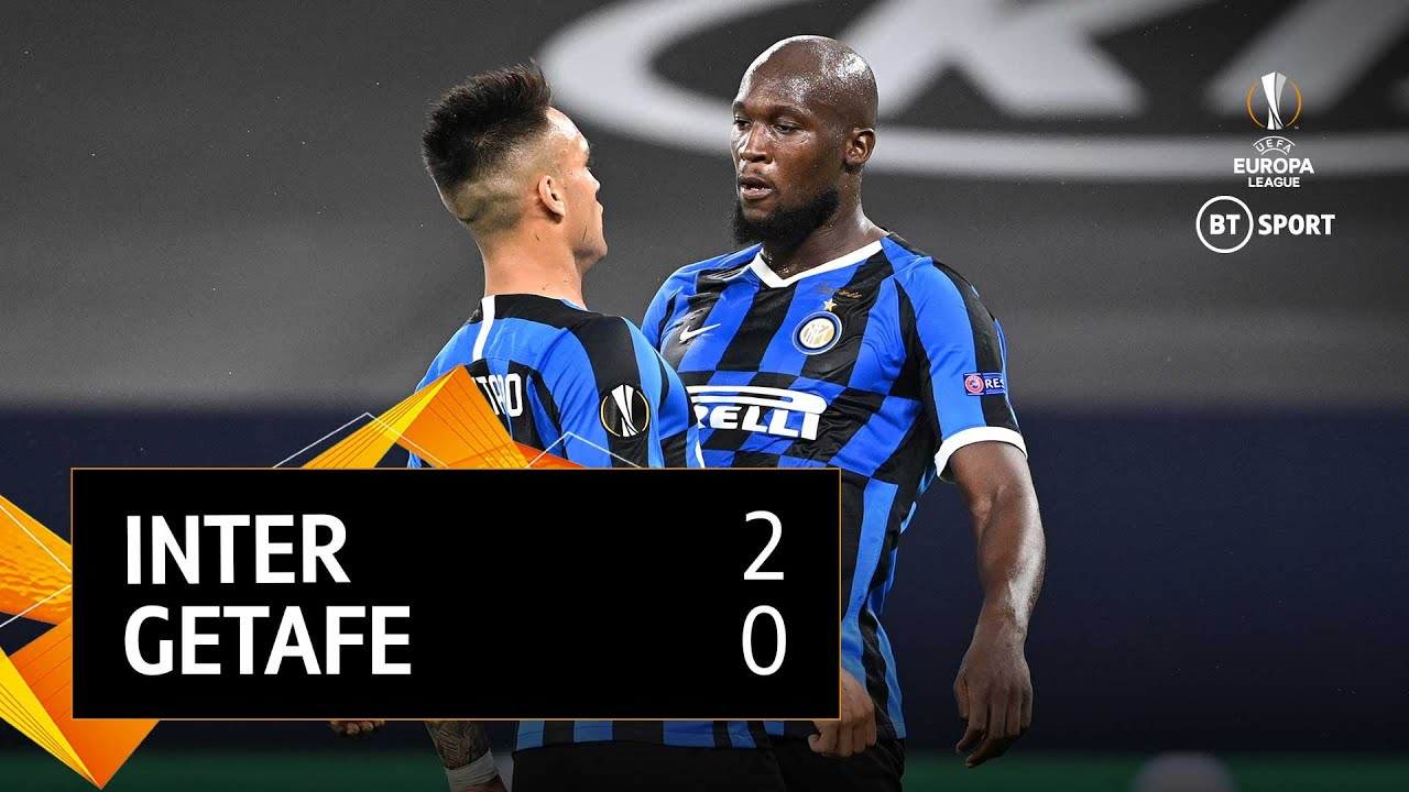 Inter Milan vs Getafe (2-0) | UEFA Europa League Highlights