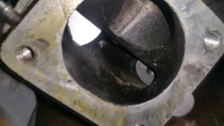the dirt that gets past hks foam fake or no air filters