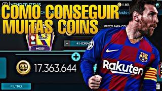 COMO CONSEGUIR MUITAS COINS SEM TRADE E SEM BUG - FIFA 20 MOBILE