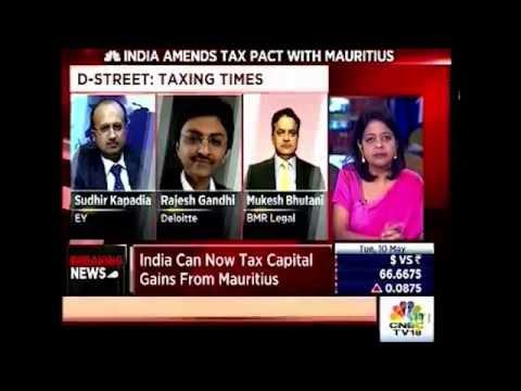 Rajesh Gandhi, Partner, Deloitte India on CNBC TV18