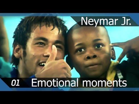 Neymar Jr - Emotional Moments ● RESPECT ● |HD|