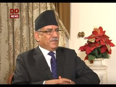 Exclusive interview with Nepal PM Pushpa Kamal Dahal (Hindi)