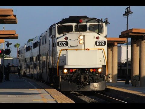 An Evening of Trains in Glendale, CA - 7/6/15