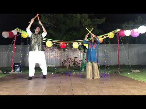 Best Mehndi Dance 2018 Pakistani Wedding Bhangra ta sajda