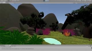 Mushroom VR - gameplay prototype