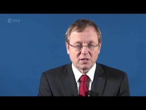 ESA Director General - What is at stake in space in 2017 and 2018