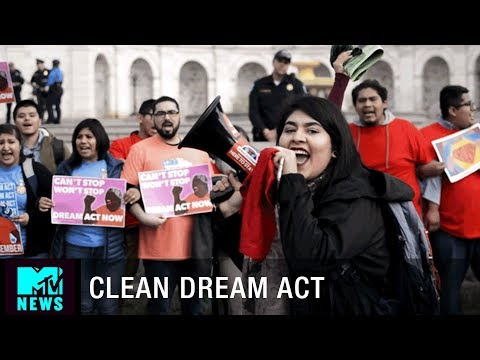 Download Youtube: Clean Dream Act: Rallying for Undocumented Youth | MTV News POV