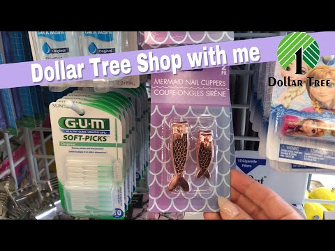 HUGE Dollar Tree Shop with me  Part 2