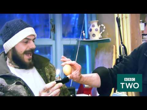 Performing Magic For Abz Love On BBC2