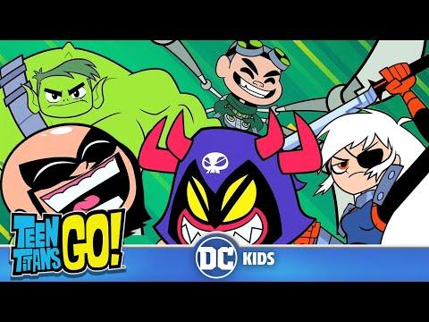 Teen Titans Go! En Latino | El mejor villano | DC Kids