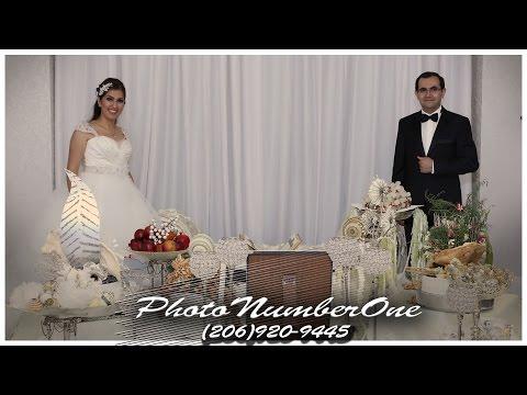 Traditional Persian Wedding Ceremony Of Sarvenaz & Ali
