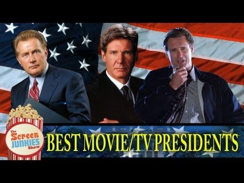 Best Movie Presidents