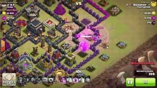 Clash Of Clans | Ich Hasse Peekkaaaass | mit max
