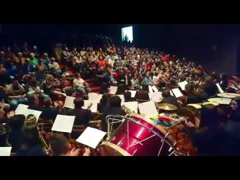 La Banda de Música de Vilalba anima el FIV