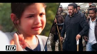 Harshali CRIES after Salman Khan gets Hurt