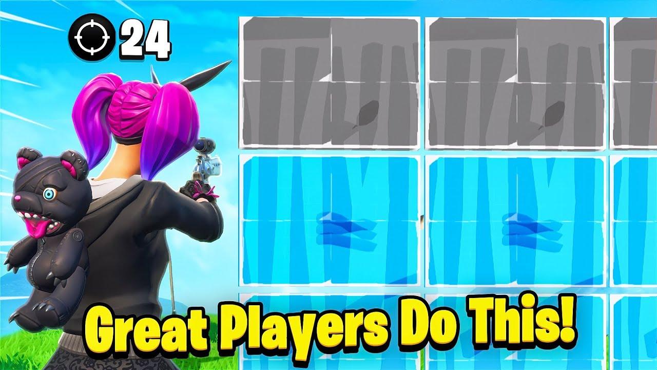 3 Dinge, die ALLE großartigen Fortnite-Spieler tun! (Fortnite Battle Royale Tipps & Tricks) + video