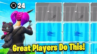 3 Things That ALL Great Fortnite Players Do! (Fortnite Battle Royale Tips & Tricks)