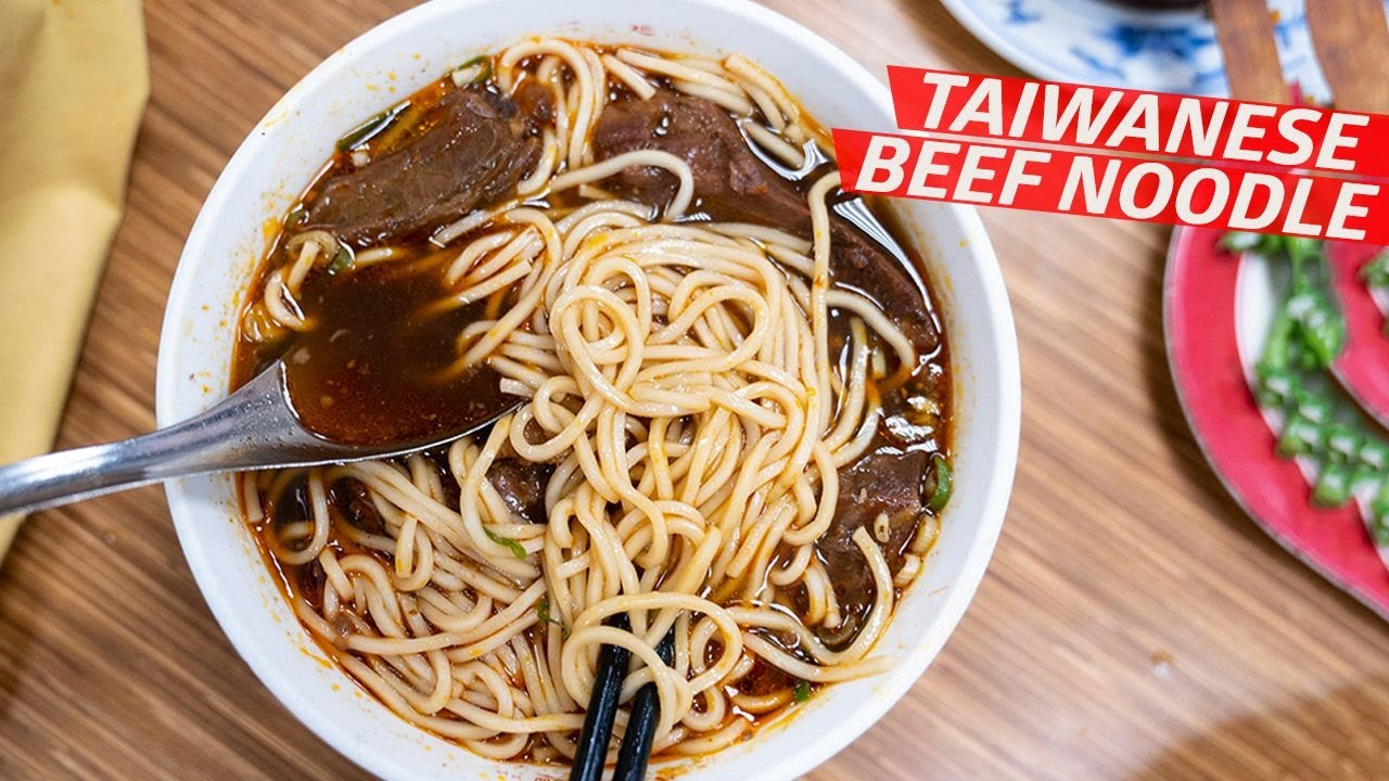 Why Taiwan Claims Beef Noodle Soup as Its Signature Dish — Travel, Eat, Repeat
