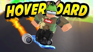 *NEW* HoverBoard On Mad City (SEASON 2 UPDATE) ROBLOX