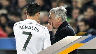 FC Bayern: Carlo Ancelotti will angeblich Cristiano Ronaldo holen | SPORT1 TRANSFERMARKT