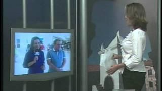 Homenagem á saída de Glacia Marillac da TV Cabugi