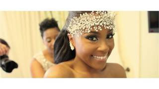 #MeetTheDobines : Kimberly and Marcel Dobine's Wedding Day