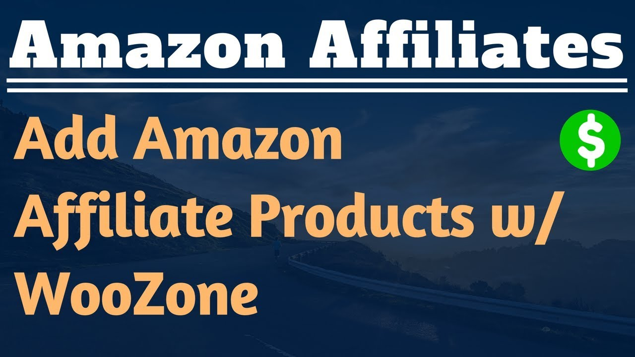 Affiliate Marketing Strategies F How To Add Amazon Affiliate