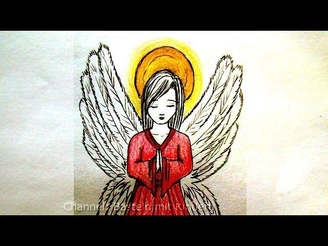 Toller Engel Mit Herz Ein Ganz Tolles Motiv 8