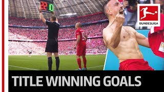 FC Bayern München vs. Eintracht Frankfurt | 5-1 | All Goals, Robbery Farewell and Trophy Ceremony