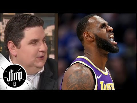 Lakers Playing Like LeBron James' Cavaliers, For Better And For Worse - Brian Windhorst   The Jump