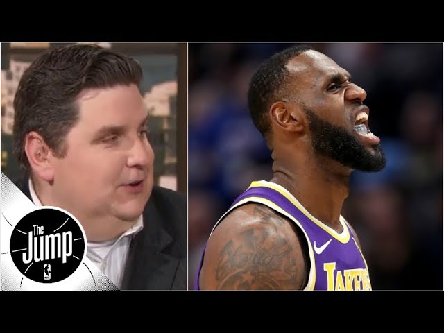 Lakers playing like LeBron James' Cavaliers, for better and for worse - Brian Windhorst | The Jump