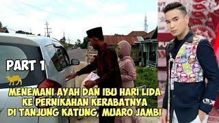 Download MENEMANI AYAH DAN IBU HARI LIDA KE PERNIKAHAN KERABATNYA DI TANJUNG KATUNG MUARO JAMBI - PART 1