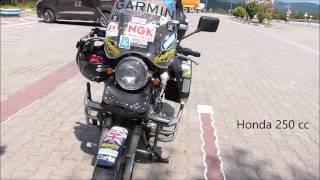 Turcja Gruzja Motorcycle Adventure odc. 16