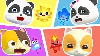 Baixar My Feelings Song | for kids | Nursery Rhymes | Kids Songs | BabyBus