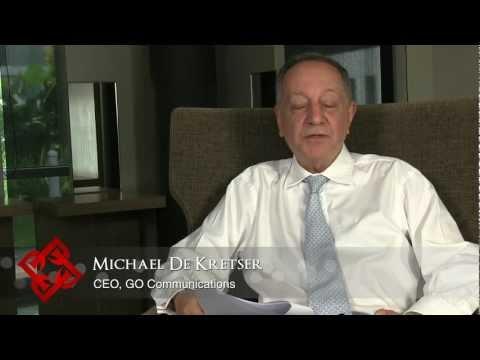Executive Focus: Michael De Kretser, CEO, GO Communications