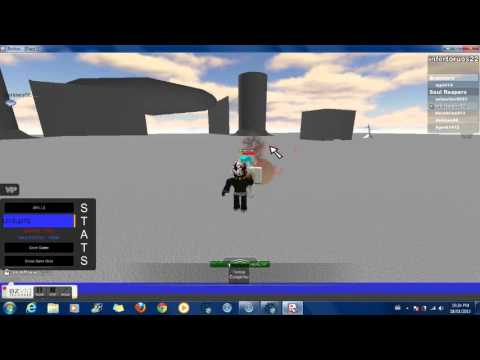 The Level Hack For Roblox Bleach Rpg