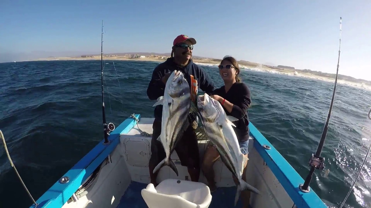 Double rooster fish catch sushi time cabo san lucas for Rooster fish cabo