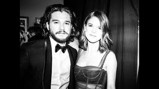 Download Try Not to Melt Over Kit Harington Describing the Exact Moment He Fell in Love With Rose Leslie Mp3 and Videos