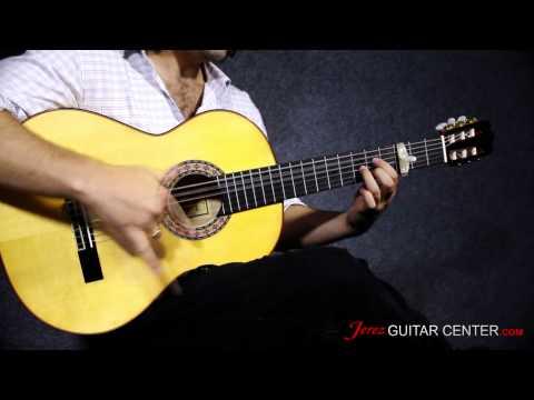 Raimundo 160 Flamenco - Jerez Guitar Center