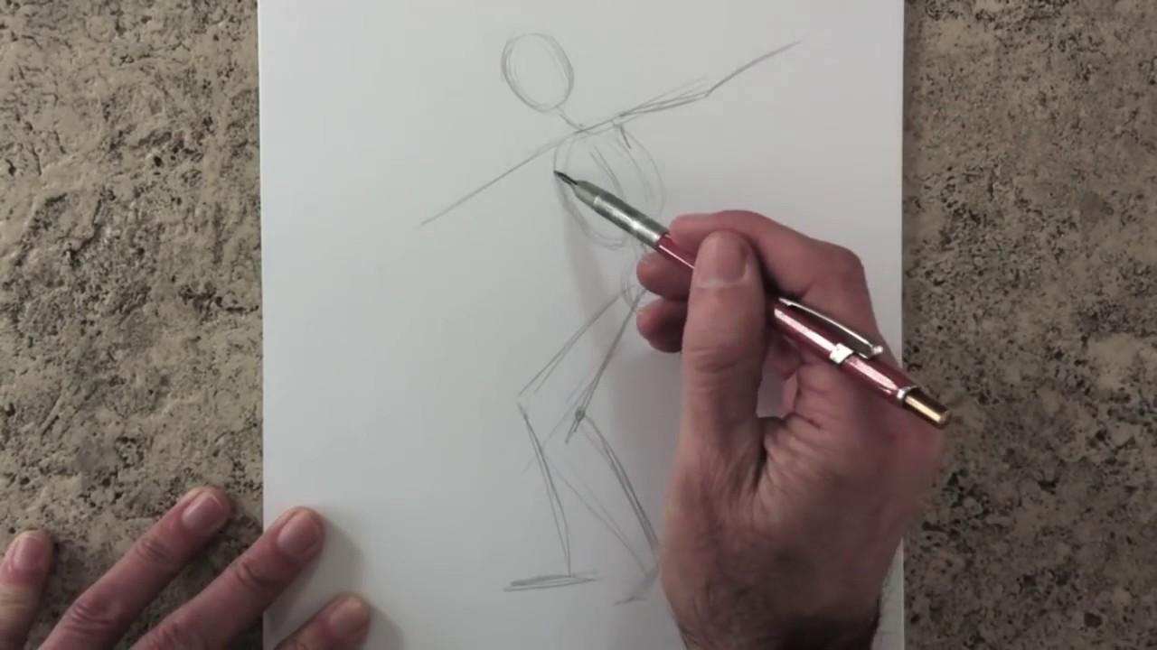 Insan Figürü çizimi Youtube