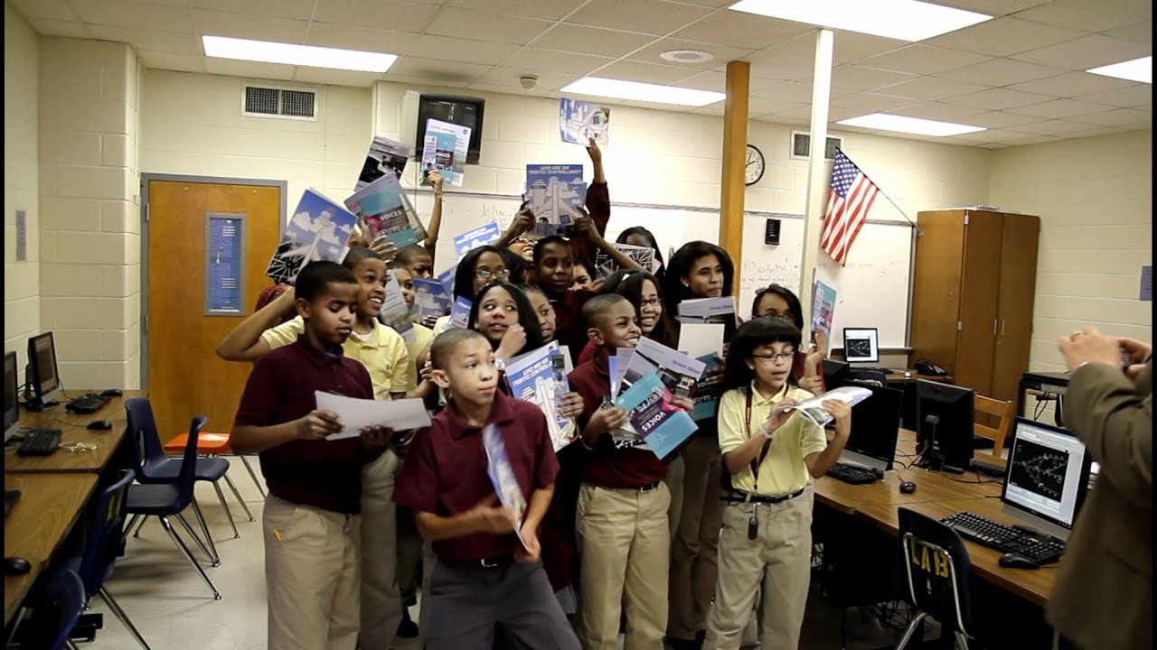Nasa Smart Skies March 6th 2012 Champion Middle School 3 - YouTube