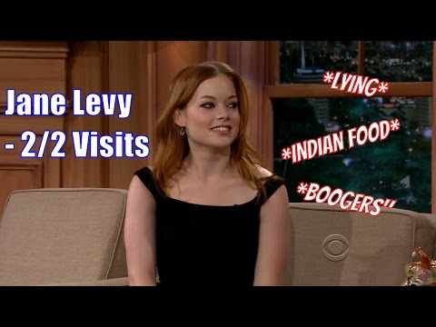 Jane Levy - Is 5.2 Feet Adorable & Loves Spicy Sausages - 2/2 Visits In Chron. Order [720-1080]